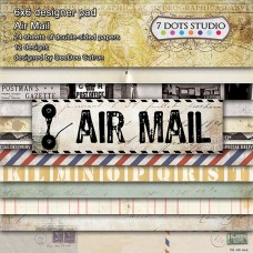 Air Mail - Pad 6x6
