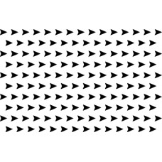 UmWowStudio - Air Mail - Paper Airplanes Stencil