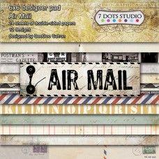 Air Mail - Pad 6x6