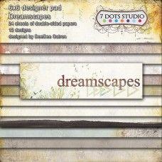 Dreamscapes - Pad 6x6