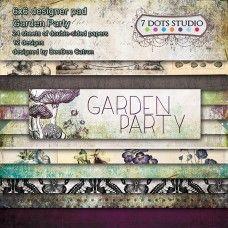 Garden Party - Pad 6x6