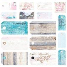 Verano Azul - Tags 12x12