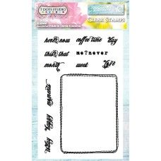 Verano Azul - Clear Stamp Set
