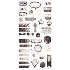 Writer's Block - Elements 6x12