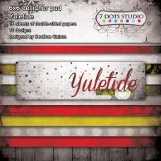 Yuletide - 6x6 pad